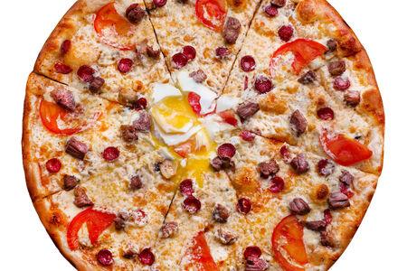 Пицца Глазунья
