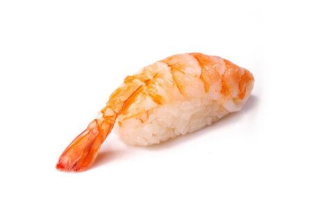 Суши c креветкой