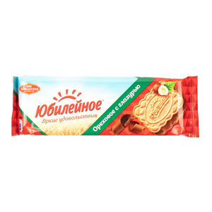 «Юбилейное» орех-глазурь