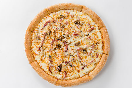 Пицца Карбонара Крим