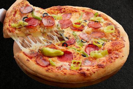 Пицца Суприм Четыре слоя