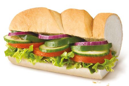 Сэндвич Овощной