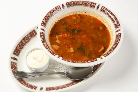Суп Солянка мясная сборная