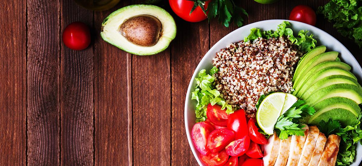 Доставка здоровой еды