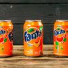 Фото к позиции меню Fanta Fruit Peach