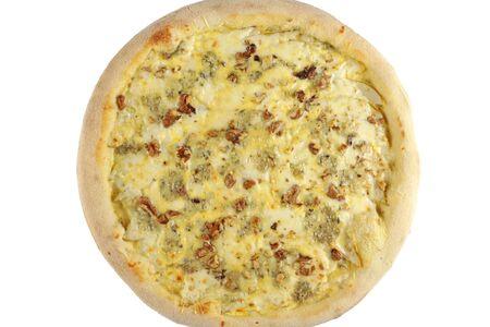 Пицца С грушей и орехами