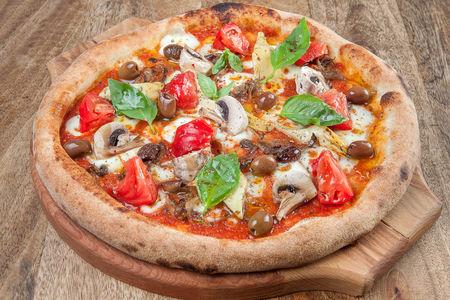 Пицца Боскайола с артишоками
