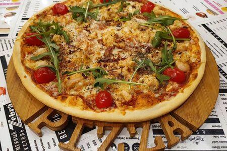 Большая Пицца Барбекю