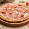 Фото к позиции меню Пицца Квадро салями