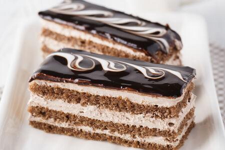 Пирожное Шоколадный деликатес