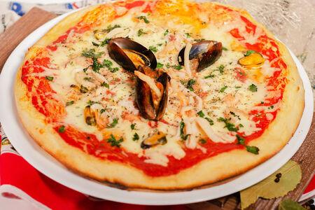 Пицца Фрутти Де Мара