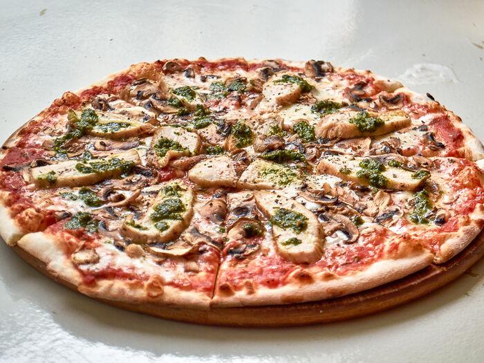 Пицца Песто Фунги Поло