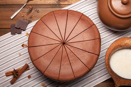 Чизкейк Шоколадный Premium