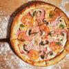 Фото к позиции меню Пицца Мама-мия