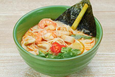 Рамен Том Ям с морепродуктами