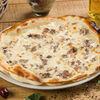 Фото к позиции меню Пицца с телятиной