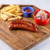 Фото к позиции меню Колбаски с бараниной на гриле