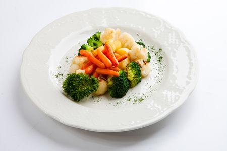 Овощи соте