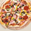 Фото к позиции меню Пицца Фирменная