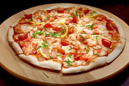 Пицца Скандинавская