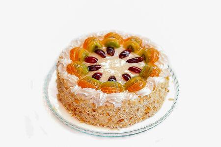 Торт Тропиканка целый