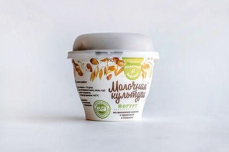 Йогурт Молочная Культура с гранолой