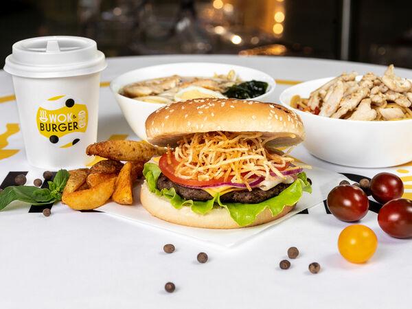 Wok & Burger
