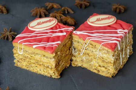 Пирожное Москва