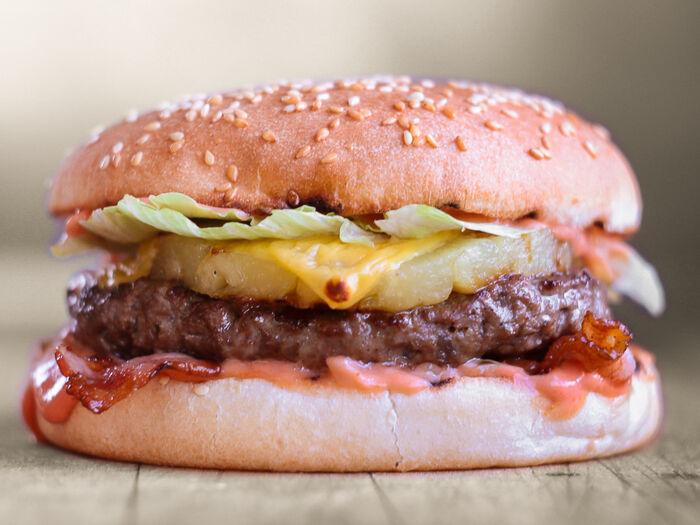 А-бургер