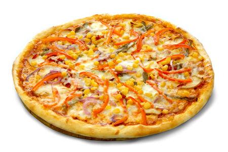 Пицца Мескикано с халапеньо