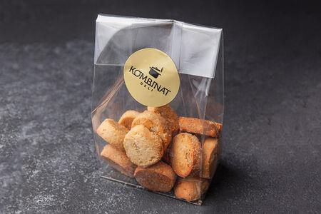 Печенье медовое с грецким орехом