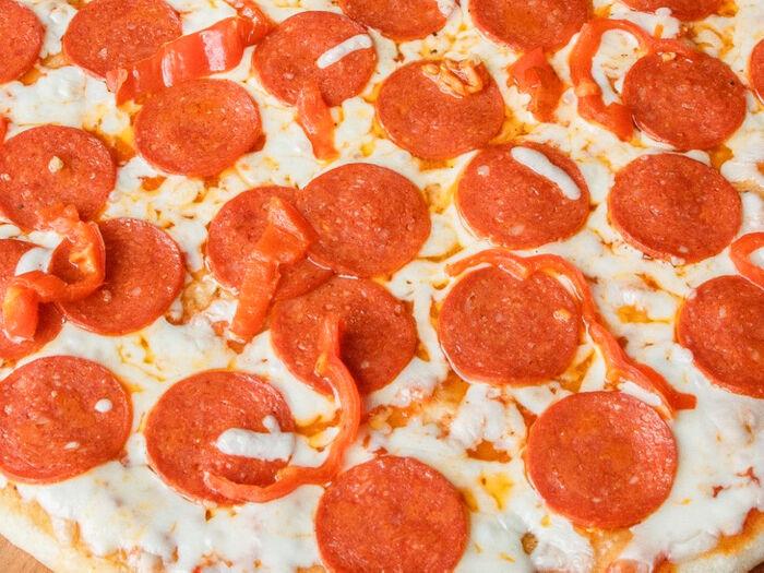 Пицца Пепперони в ресторане Еду домой