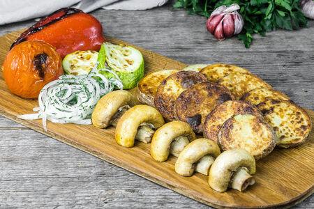Комбо Ассорти из овощей