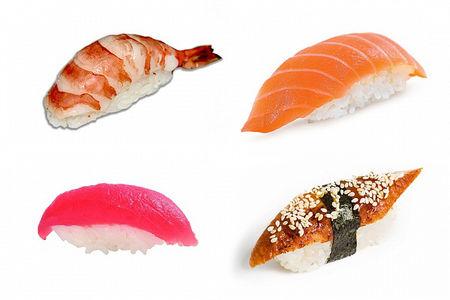 Суши сет 4 самурая