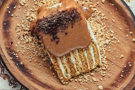 Торт Медовый легви