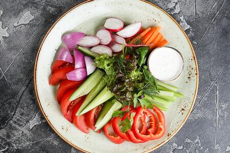 Ассорти овощей