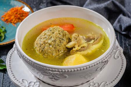Суп Кюфта-бозбаш