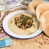 Фото к позиции меню Хумус с грибами