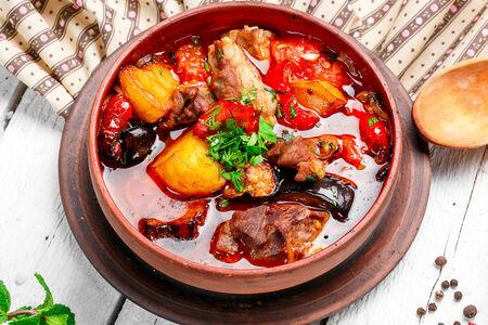 Суп Чанахи из баранины