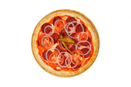 Пицца Пепперони на красном соусе