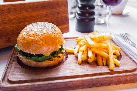 Наш гамбургер