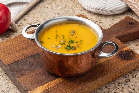 Крем-суп Тыквенный на кокосовом молоке