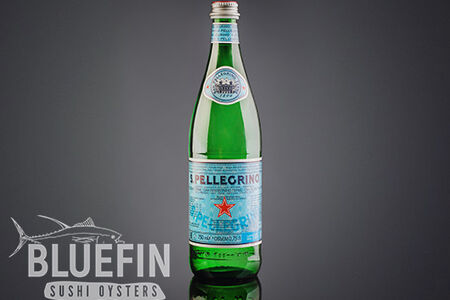 Вода san pellegrino газированная