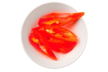 Свежий чили перец
