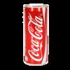 Фото к позиции меню Напиток газированный Coca-Cola