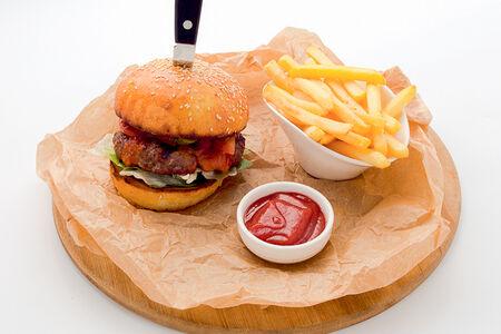 Чизбургер классический