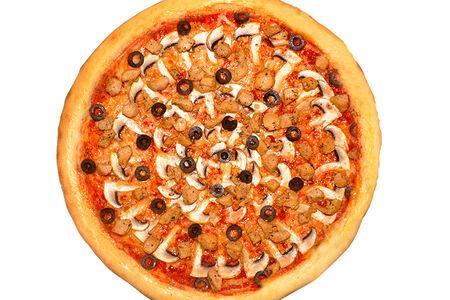 Пицца Курица Грибы Love