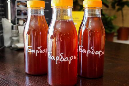 Лимонад Барбарисовый