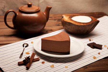 Чизкейк Шоколадный (порция)