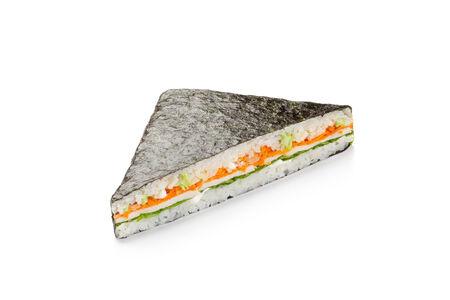 Суши-сандвич с индейкой